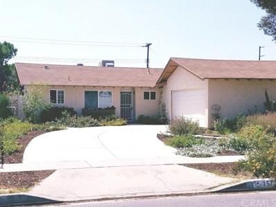 1573 Lassen Street, Redlands, CA 92374 - MLS#: EV17185710