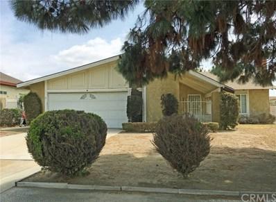 565 N Lamarr Street, Rialto, CA 92405 - MLS#: EV17187142