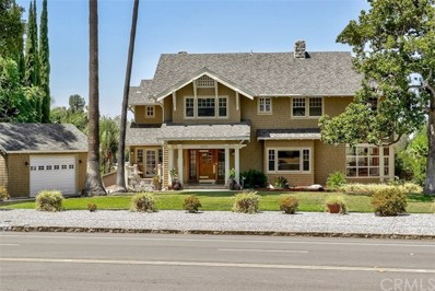 1478 W Cypress Avenue, Redlands, CA 92373 - MLS#: EV17187689