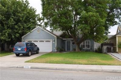 1831 Cottonwood Drive, Colton, CA 92324 - MLS#: EV17189202