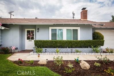 1001 Fulbright Avenue, Redlands, CA 92373 - MLS#: EV17190877