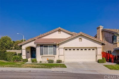 7575 Oakwood Lane, Highland, CA 92346 - MLS#: EV17192732