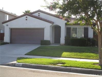 1421 Gold Buckle Court, Redlands, CA 92374 - MLS#: EV17196134