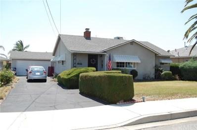 17401 Paine Street, Fontana, CA 92336 - MLS#: EV17196943