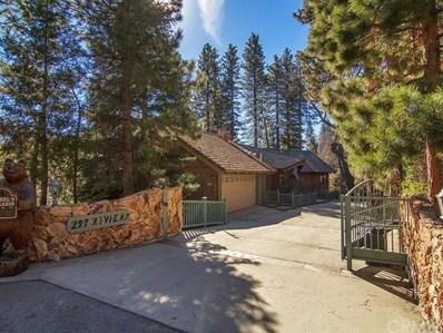 299 Riviera, Lake Arrowhead, CA 92352 - MLS#: EV17201052