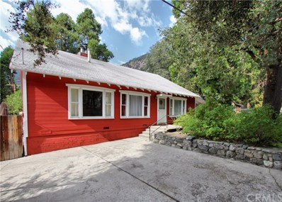 41434 Valley Of The Falls Drive, Forest Falls, CA 92339 - MLS#: EV17205672