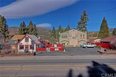 1117 W Big Bear Boulevard, Big Bear, CA 92314 - MLS#: EV17206879