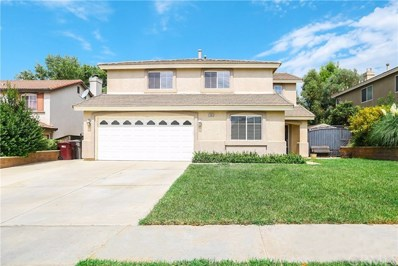 1465 Willowbend Way, Beaumont, CA 92223 - MLS#: EV17207354