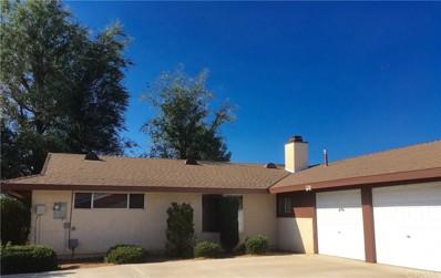 12740 Algonquin Road, Apple Valley, CA 92308 - MLS#: EV17207705