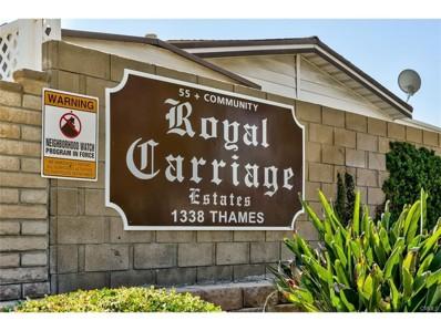 1151 Tanforan Way, Redlands, CA 92374 - MLS#: EV17212482