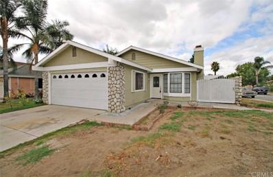 7874 Oleander Avenue, Fontana, CA 92336 - MLS#: EV17212579