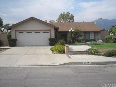 5376 Jasmine Street, San Bernardino, CA 92407 - MLS#: EV17213596