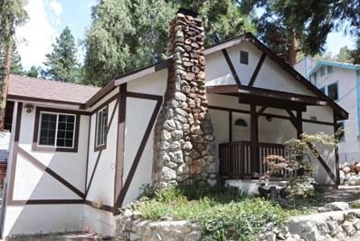 9343 Canyon Drive, Forest Falls, CA 92339 - MLS#: EV17213932