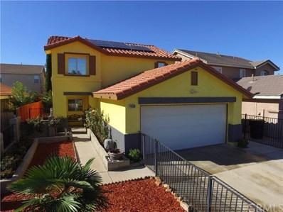 14435 Hidden Rock Road, Victorville, CA 92394 - MLS#: EV17214247