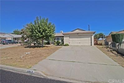 5857 Chiquita Lane, San Bernardino, CA 92404 - MLS#: EV17214412