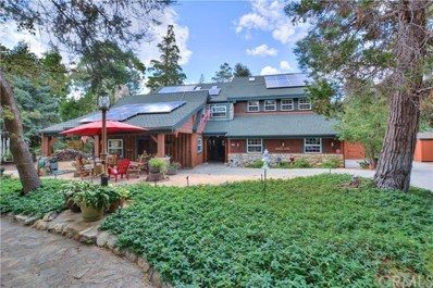 200 Grandview Road, Lake Arrowhead, CA 92391 - MLS#: EV17215031