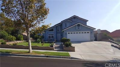 22815 Bluebird Lane, Grand Terrace, CA 92313 - MLS#: EV17215246