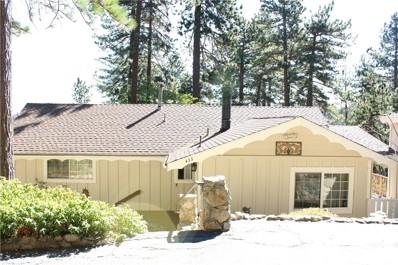 433 Rate Rd., Cedarpines Park, CA 92322 - MLS#: EV17215480