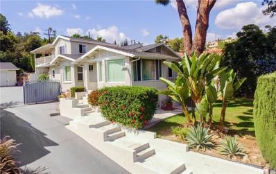 1835 N Avenue 51, Los Angeles, CA 90042 - MLS#: EV17218228