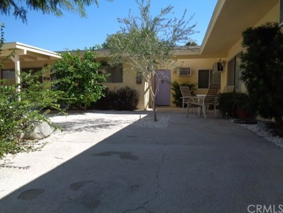 807 E Cottonwood Road UNIT 6, Palm Springs, CA 92262 - MLS#: EV17222728