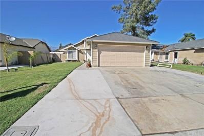 14198 Figwood Drive, Fontana, CA 92337 - MLS#: EV17224589