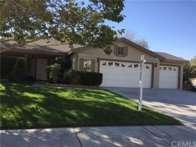 37737 Giavon Street, Palmdale, CA 93552 - MLS#: EV17225826