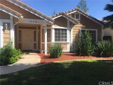 1228 Anthony Street, Redlands, CA 92374 - MLS#: EV17227999