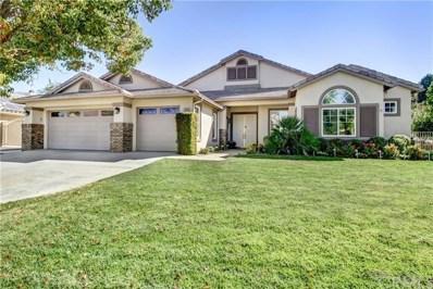 13467 Mesa Crest Drive, Yucaipa, CA 92399 - MLS#: EV17231208