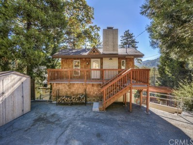 469 Thousand Pines Road, Crestline, CA 92325 - MLS#: EV17232002