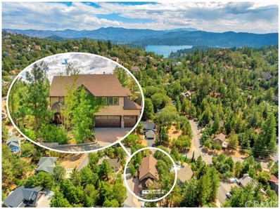 1034 Teakwood Drive, Lake Arrowhead, CA 92352 - MLS#: EV17233784