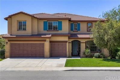 34865 Middlecoff Court, Beaumont, CA 92223 - MLS#: EV17234612