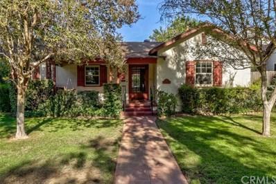 50 N Buena Vista Street, Redlands, CA 92373 - MLS#: EV17234679