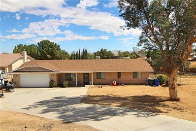 13357 2nd Avenue, Victorville, CA 92395 - MLS#: EV17235198
