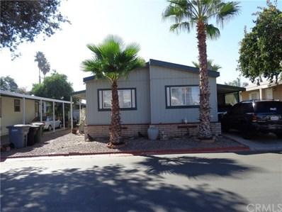 350 E San Jacinto Avenue UNIT 153, Perris, CA 92571 - MLS#: EV17235403