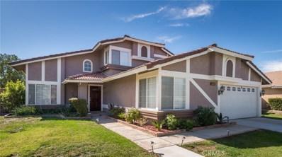 1181 W Craig Street, Rialto, CA 92377 - MLS#: EV17237558