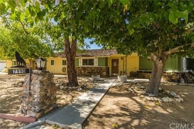 7990 Amador Avenue, Yucca Valley, CA 92284 - MLS#: EV17238917