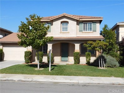 1294 Olympic Street, Beaumont, CA 92223 - MLS#: EV17239225