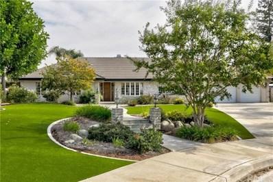 661 Fox Court, Redlands, CA 92374 - MLS#: EV17241251