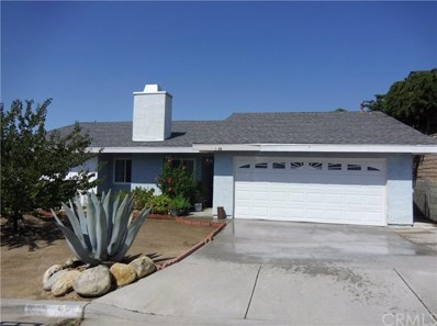 1539 High Street, Banning, CA 92220 - MLS#: EV17241383
