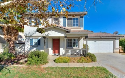 15440 Brasa Lane, Moreno Valley, CA 92555 - MLS#: EV17242130