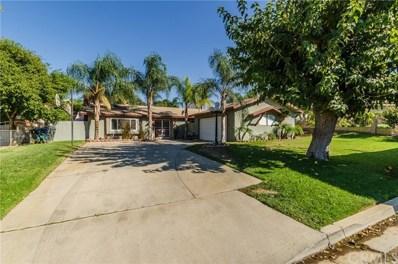 10937 Desert Sand Avenue, Riverside, CA 92505 - MLS#: EV17245346