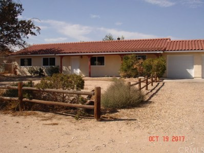 9670 San Pablo Avenue, Hesperia, CA 92345 - MLS#: EV17248222