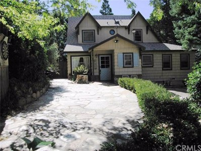444 Emerald Drive, Lake Arrowhead, CA 92352 - MLS#: EV17248834
