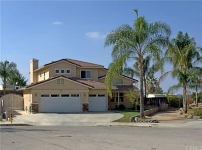 34210 Viewpoint Court, Yucaipa, CA 92399 - MLS#: EV17249000