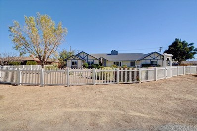 20051 Red Feather Lane, Apple Valley, CA 92307 - MLS#: EV17249121