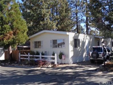 391 Montclair Drive UNIT 166, Big Bear, CA 92314 - MLS#: EV17249538