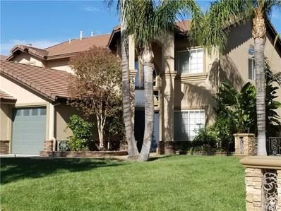 827 Crestmont Circle, Corona, CA 92882 - MLS#: EV17249640