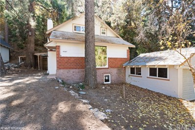 41087 Oak Drive, Forest Falls, CA 92339 - MLS#: EV17250491