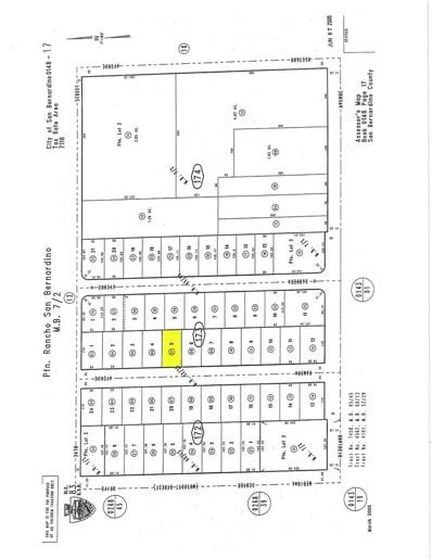 2355 Ramona Avenue, San Bernardino, CA 92411 - MLS#: EV17250749