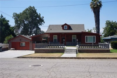 1036 Chestnut Avenue, Redlands, CA 92373 - MLS#: EV17251302